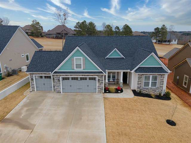 308 Holly Oaks Lane, Inman, SC 29349 (#278536) :: Rupesh Patel Home Selling Team | eXp Realty