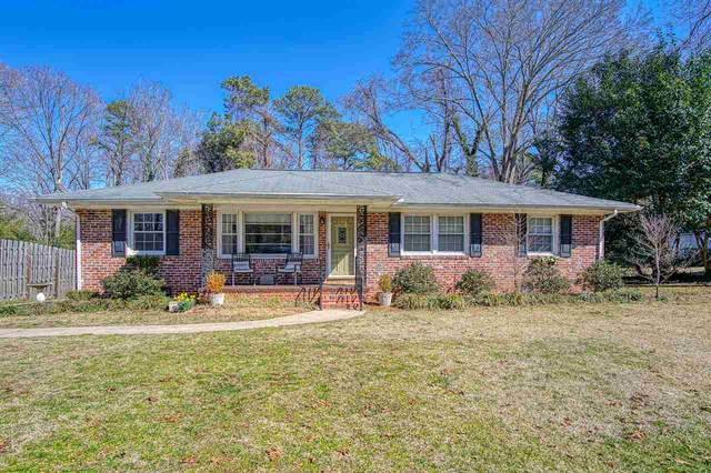 2245 Hickory Dr, Spartanburg, SC 29302 (MLS #278549) :: Prime Realty