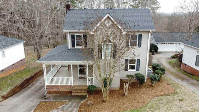 129 Lemon Creek Dr., Lyman, SC 29365 (#278550) :: Rupesh Patel Home Selling Team | eXp Realty