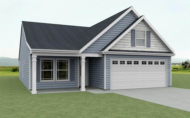 988 Gibbs Rd - Lot 5, Wellford, SC 29385 (#278565) :: Rupesh Patel Home Selling Team | eXp Realty