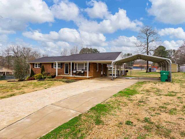 108 Crystal Drive, Cowpens, SC 29330 (#278566) :: Rupesh Patel Home Selling Team   eXp Realty
