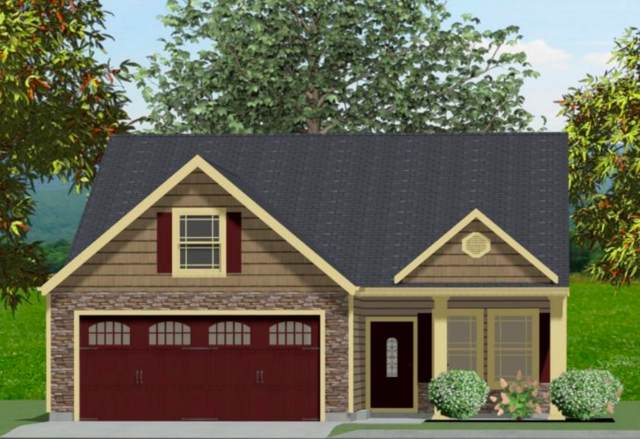 1011 Milltown Trail - Lot 730, Boiling Springs, SC 29316 (#278583) :: Expert Real Estate Team