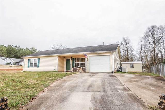 101 Big View Road, Anderson, SC 29621 (#278642) :: Expert Real Estate Team