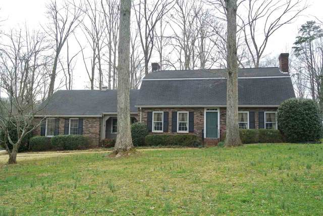 122 Starline Drive, Spartanburg, SC 29307 (#278652) :: Expert Real Estate Team