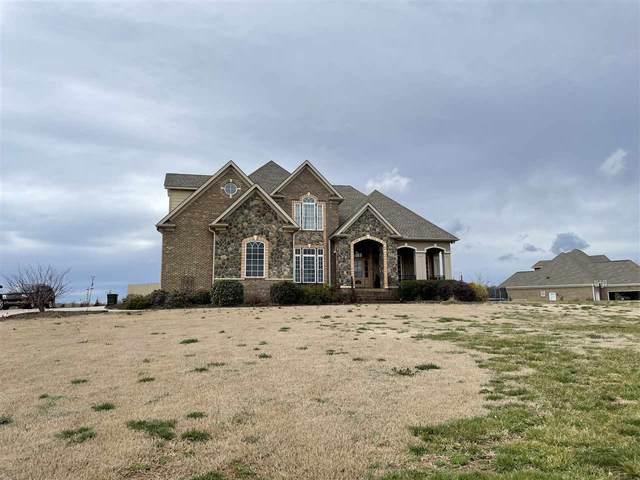 252 Thorncrest Drive, Pauline, SC 29374 (#278655) :: Expert Real Estate Team