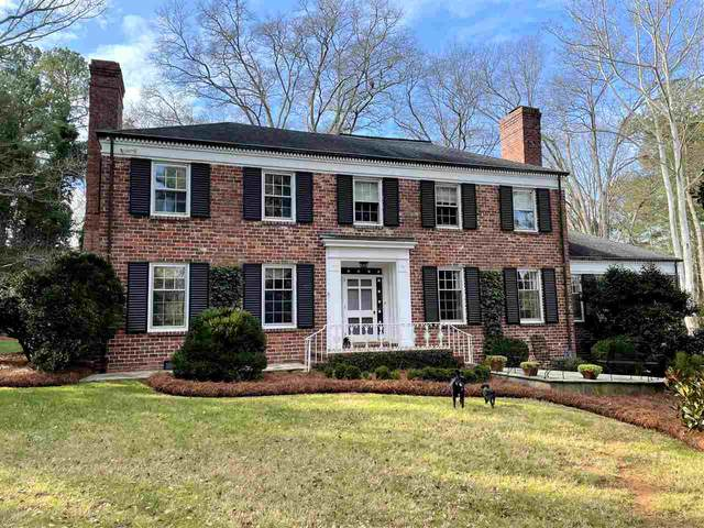 1110 Woodburn Road, Spartanburg, SC 29302 (#278660) :: Rupesh Patel Home Selling Team | eXp Realty