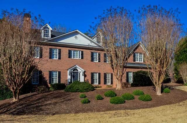 324 Hidden Creek Circle, Spartanburg, SC 29306 (#278668) :: Rupesh Patel Home Selling Team | eXp Realty