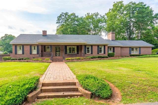 101 Eastwood Circle, Spartanburg, SC 29302 (#278672) :: Rupesh Patel Home Selling Team | eXp Realty