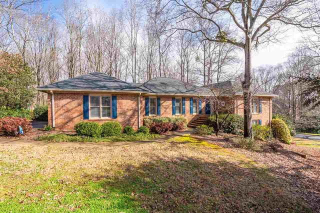 705 Millbrook Drive, Spartanburg, SC 29301 (#278683) :: Rupesh Patel Home Selling Team | eXp Realty