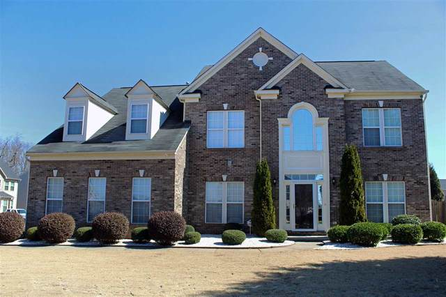 703 Gloria Ct, Boiling Springs, SC 29316 (#278690) :: Rupesh Patel Home Selling Team | eXp Realty