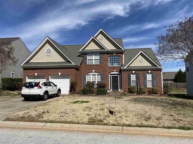 424 W. Rustling Leaves Lane, Roebuck, SC 29376 (#278701) :: Rupesh Patel Home Selling Team | eXp Realty