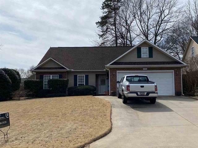 266 Riverrun Drive, Spartanburg, SC 29303 (#278761) :: Rupesh Patel Home Selling Team | eXp Realty