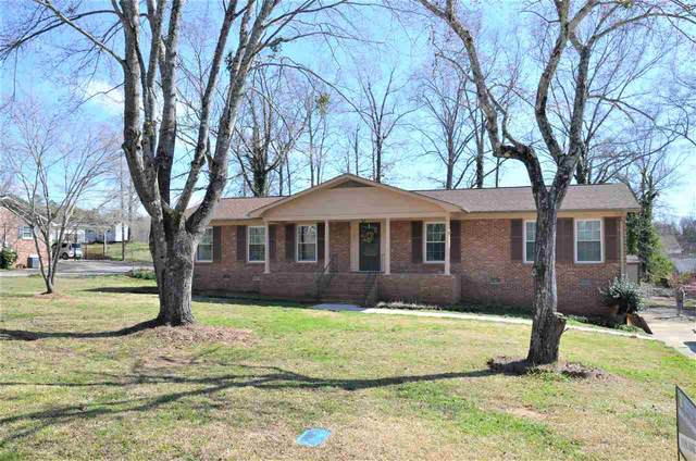201 Churchill Street, Union, SC 29379 (#278804) :: Rupesh Patel Home Selling Team | eXp Realty