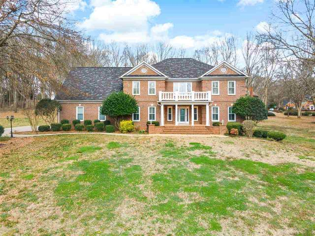410 Overlook Ct, Spartanburg, SC 29301 (#278857) :: Rupesh Patel Home Selling Team | eXp Realty