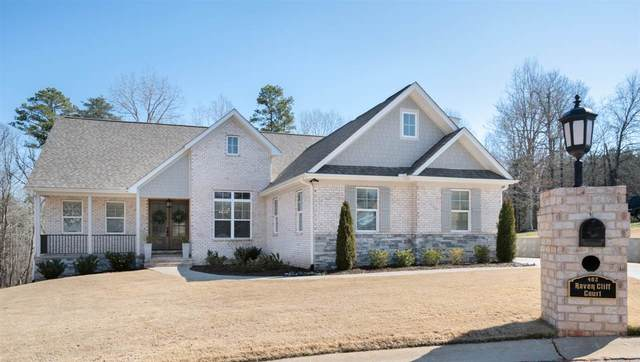 402 Raven Cliff Court, Taylors, SC 29687 (#278880) :: Rupesh Patel Home Selling Team | eXp Realty
