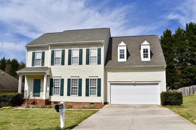 815 Laurel Meadows Parkway, Greenville, SC 29607 (#278904) :: Rupesh Patel Home Selling Team | eXp Realty