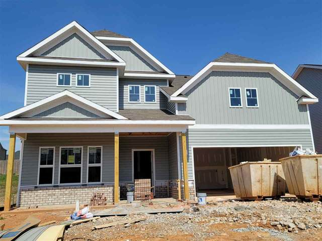 442 Wolfbend Rd, Woodruff, SC 29388 (#278905) :: Rupesh Patel Home Selling Team | eXp Realty