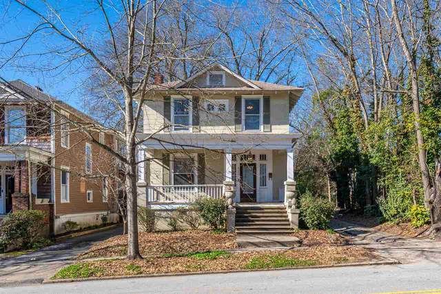 120 Connecticut Avenue, Spartanburg, SC 29302 (#278931) :: Rupesh Patel Home Selling Team   eXp Realty
