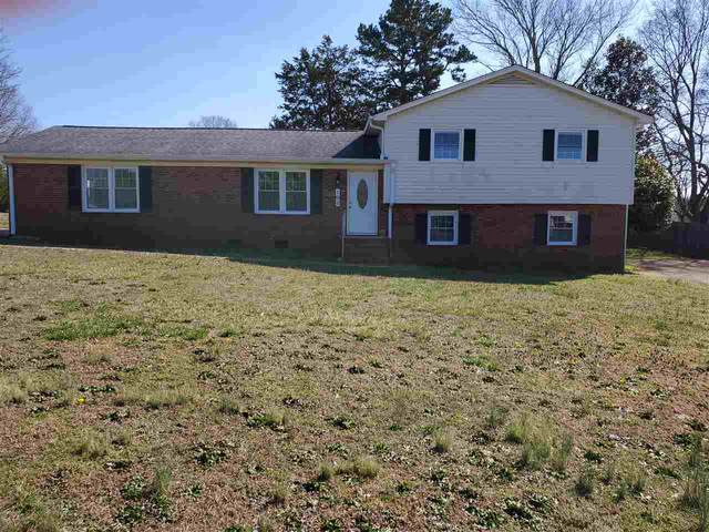 102 Forest Park Drive, Easley, SC 29642 (#278968) :: Rupesh Patel Home Selling Team | eXp Realty