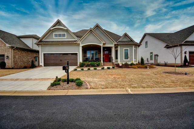 412 Santa Cruz Way, Simpsonville, SC 29680 (#278986) :: Rupesh Patel Home Selling Team | eXp Realty