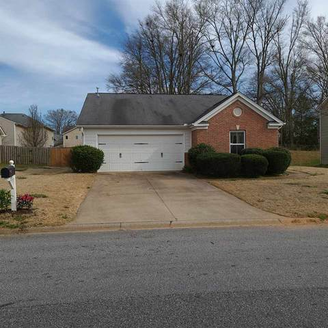 444 Standing Rock Drive, Boiling Springs, SC 29316 (#279005) :: Rupesh Patel Home Selling Team   eXp Realty