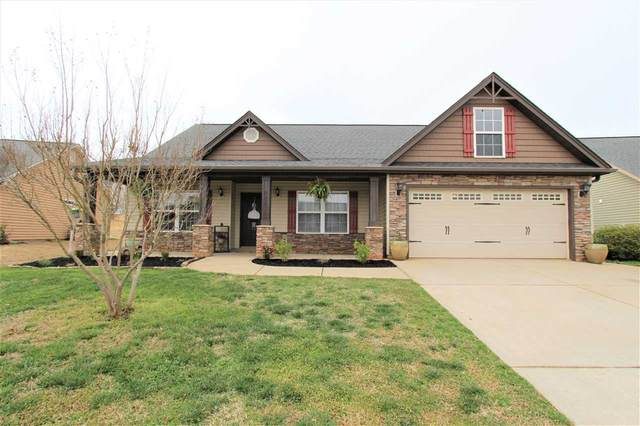 891 Vandenburg Drive, Boiling Springs, SC 29316 (#279042) :: Rupesh Patel Home Selling Team | eXp Realty