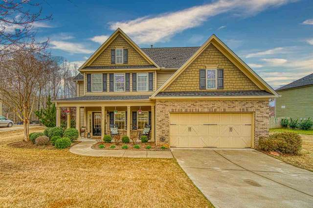 272 Silver Hawk, Duncan, SC 29334 (#279047) :: Rupesh Patel Home Selling Team | eXp Realty