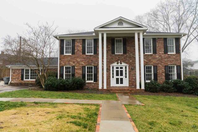 405 Overland Drive, Spartanburg, SC 29307 (#279096) :: Rupesh Patel Home Selling Team | eXp Realty