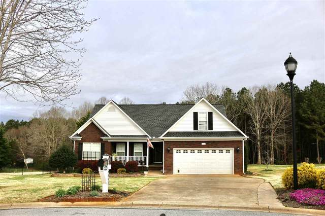 449 Shallowford Drive, Boiling Springs, SC 29316 (#279127) :: DeYoung & Company
