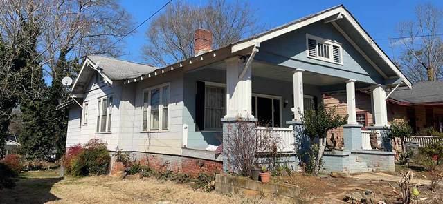 376 Saint Andrews St, Spartanburg, SC 29306 (#279131) :: DeYoung & Company