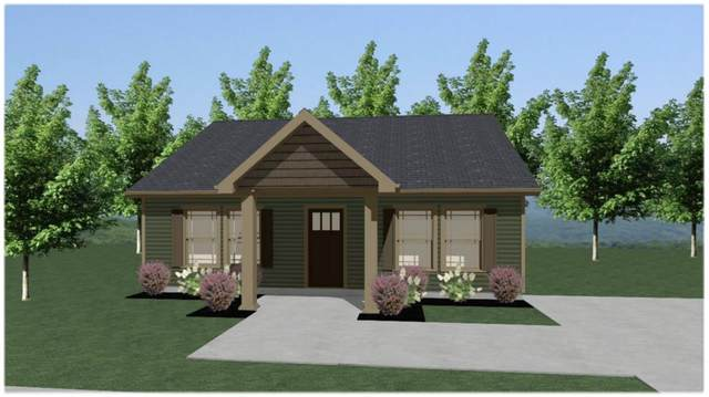 155 Fuller St - Lot 22, Pacolet, SC 29372 (#279209) :: Rupesh Patel Home Selling Team | eXp Realty