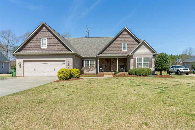612 W Deerview Lane, Spartanburg, SC 29302 (#279247) :: Rupesh Patel Home Selling Team | eXp Realty