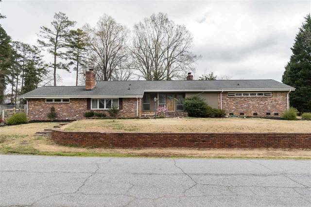 147 Springdale Drive, Union, SC 29379 (#279261) :: Rupesh Patel Home Selling Team | eXp Realty