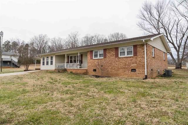 334 Thompson Road, Chesnee, SC 29323 (#279279) :: Expert Real Estate Team
