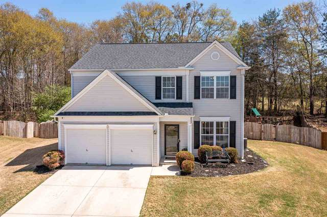 104 Eagleston Lane, Simpsonville, SC 29680 (#279410) :: Rupesh Patel Home Selling Team | eXp Realty