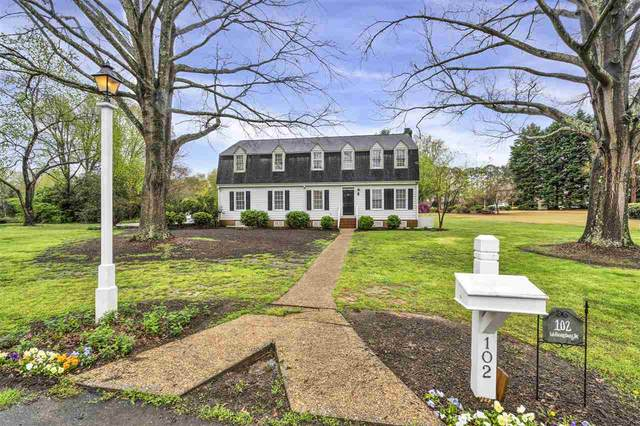 102 Williamsburg Drive, Spartanburg, SC 29302 (#279411) :: Rupesh Patel Home Selling Team | eXp Realty