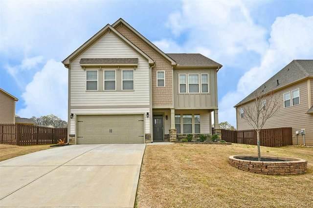 407 Brandybuck Drive, Piedmont, SC 29673 (#279421) :: Rupesh Patel Home Selling Team   eXp Realty