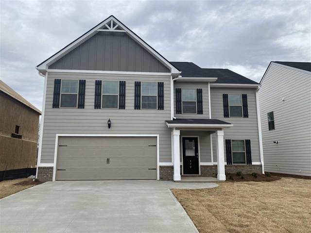 970 Equine Dr., Roebuck, SC 29376 (#279477) :: Rupesh Patel Home Selling Team | eXp Realty
