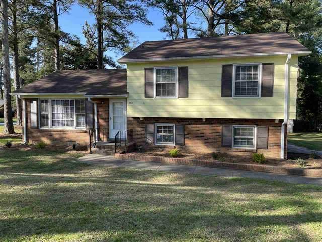 101 Larkspur Lane, Spartanburg, SC 29301 (#279553) :: Rupesh Patel Home Selling Team | eXp Realty