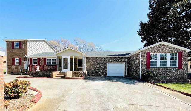 110 North St, Wellford, SC 29385 (#279579) :: Rupesh Patel Home Selling Team | eXp Realty
