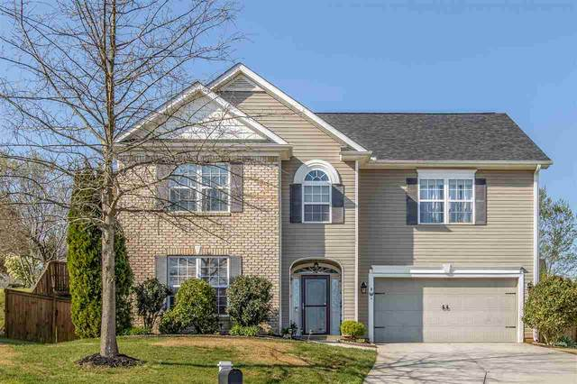731 Dutchman Ct, Greer, SC 29651 (#279625) :: Rupesh Patel Home Selling Team | eXp Realty