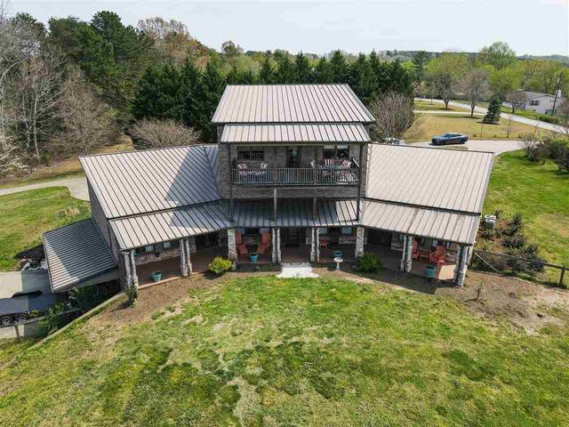2021 Old Mill Road, Campobello, SC 29322 (#279626) :: Rupesh Patel Home Selling Team | eXp Realty