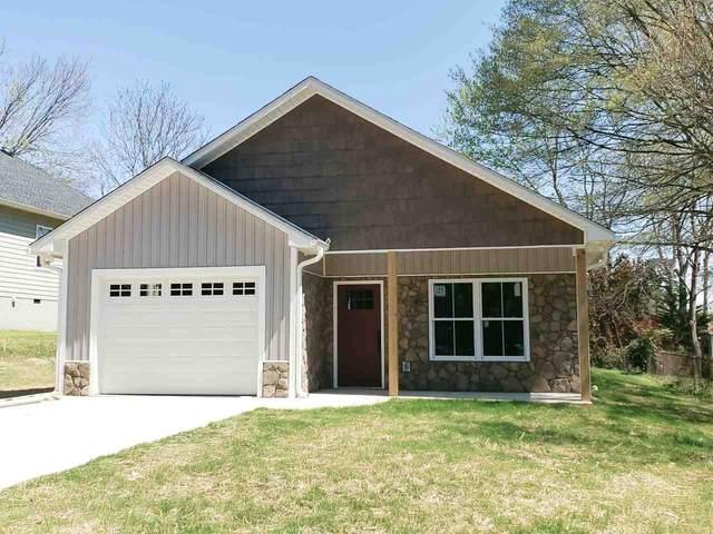 409 S Lyles Ave, Landrum, SC 29356 (#279638) :: Expert Real Estate Team