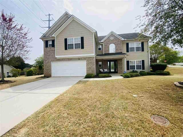 100 Twilight Dr., Simpsonville, SC 29681 (#279641) :: Rupesh Patel Home Selling Team | eXp Realty