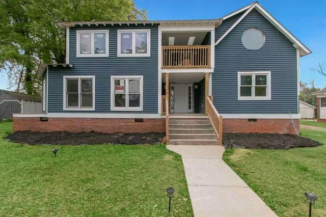 922 Carolina, Anderson, SC 29621 (#279650) :: Expert Real Estate Team