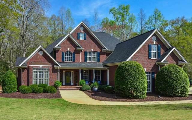 361 Hidden Creek Circle, Spartanburg, SC 29306 (#279657) :: Rupesh Patel Home Selling Team | eXp Realty