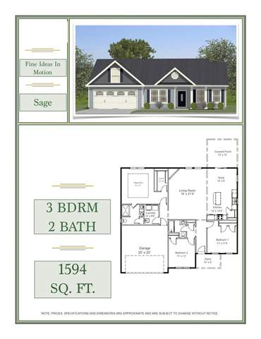 248 Long Branch Road Lot 22, Chesnee, SC 29323 (#279660) :: Rupesh Patel Home Selling Team   eXp Realty