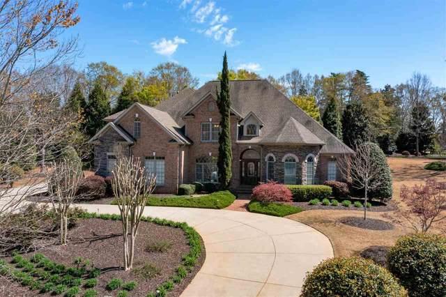 817 Southern Magnolia Ct, Spartanburg, SC 29301 (#279677) :: DeYoung & Company