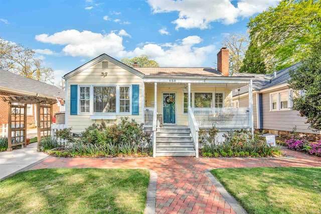 656 Woodland Street, Spartanburg, SC 29302 (#279690) :: Rupesh Patel Home Selling Team   eXp Realty