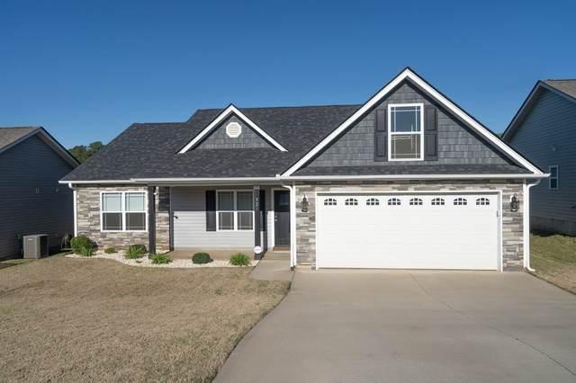 321 Highland Springs Loop, Inman, SC 29349 (#279711) :: Expert Real Estate Team